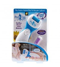 Pedegg Power Cordless Electric Callus Remover
